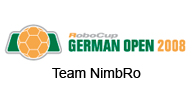 Team NimbRo at RoboCup German Open 2008